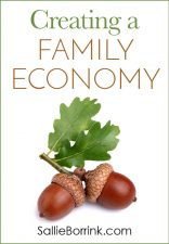Creating a Family Economy