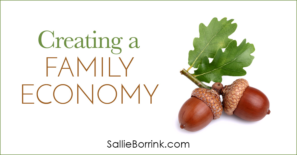 Creating a Family Economy 2