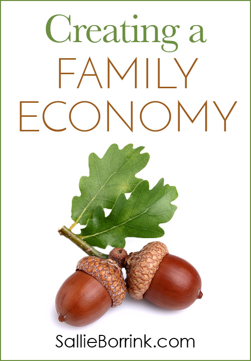Creating a Family Economy