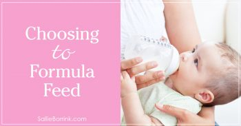 Choosing to Formula Feed 2