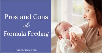Pros and Cons of Formula Feeding 2
