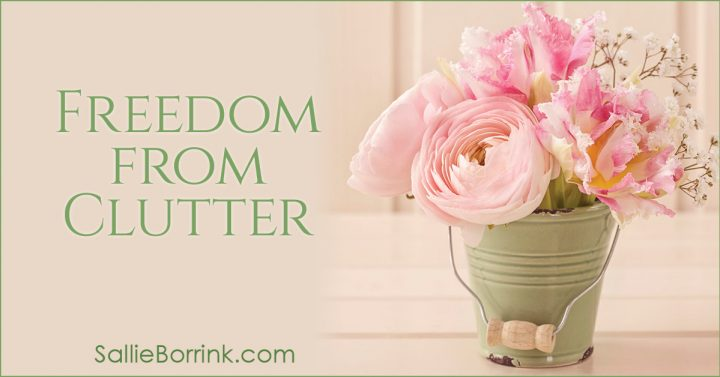 Freedom from Clutter 2
