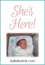 She's here! (Guest Columnist – David)