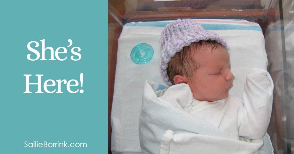 She's Here! 2