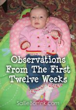 Observations from the First Twelve Weeks