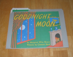 Goodnight Moon lapbook cover