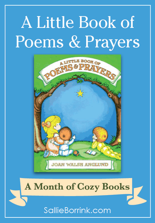 A Little Book of Poems and Prayers - A Month of Cozy Books