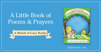 A Little Book of Poems and Prayers - A Month of Cozy Books 2