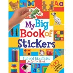My Big Book of Stickers or Sticker Books as Learning Tools