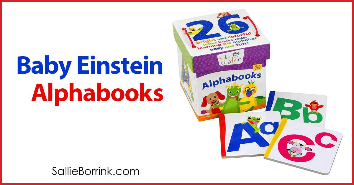 Baby Einstein Alphabooks 2