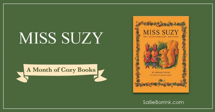 Miss Suzy - A Month of Cozy Books 2