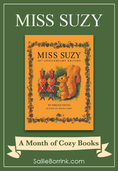 Miss Suzy - A Month of Cozy Books