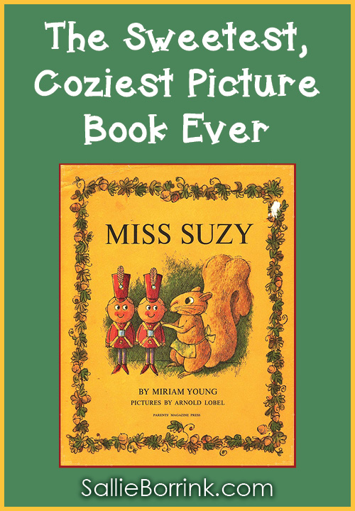 The Sweetest Coziest Picture Book Ever