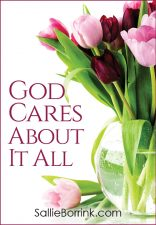 God Cares About It All