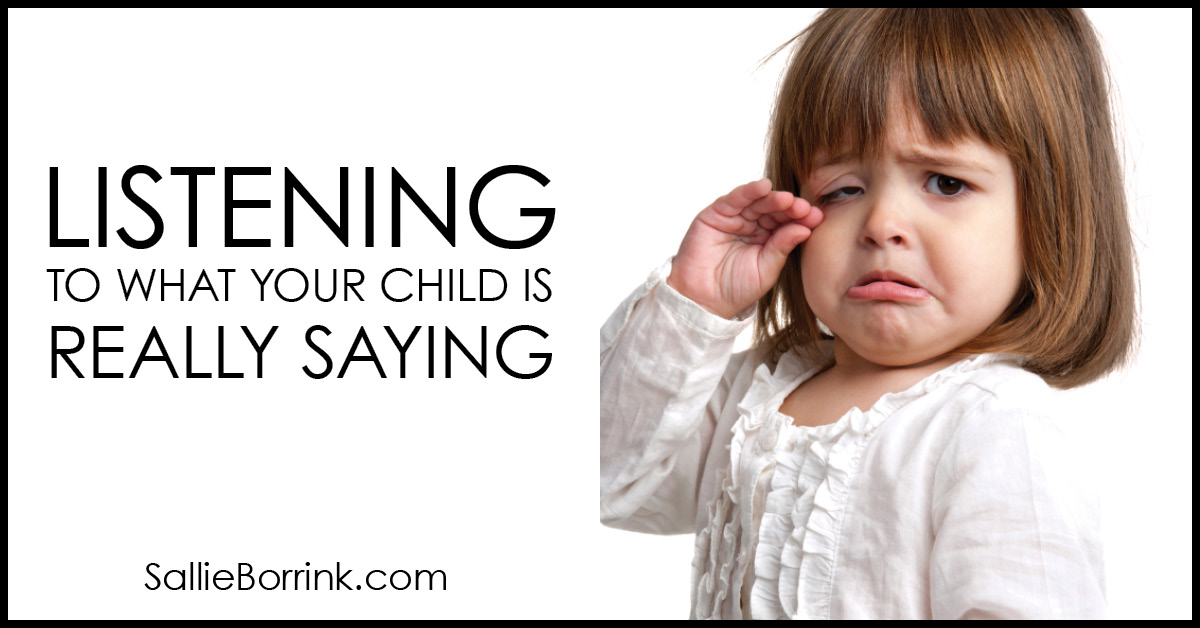 Listening to What Your Child Is Really Saying 2