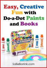 Easy, Creative Fun with Do-a-Dot Paints and Books