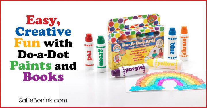 Easy, Creative Fun with Do-a-Dot Paints and Books 2