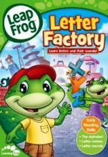 LeapFrog Letter Factory: It's Officially a Big Hit