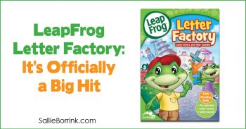 LeapFrog Letter Factory - It's Officially a Big Hit 2