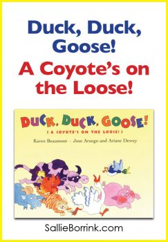 Duck, Duck, Goose! A Coyote's on the Loose!