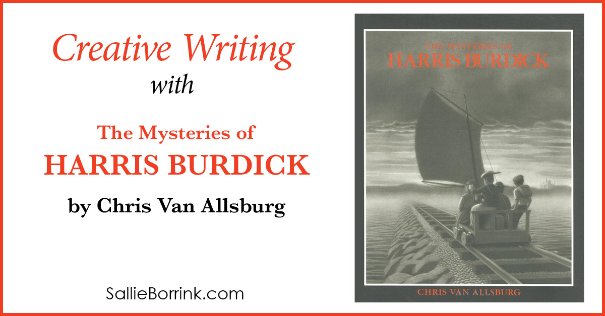 The Mysteries of Harris Burdick by Chris Van Allsburg 2
