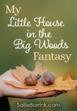 My Little House in the Big Woods Fantasy