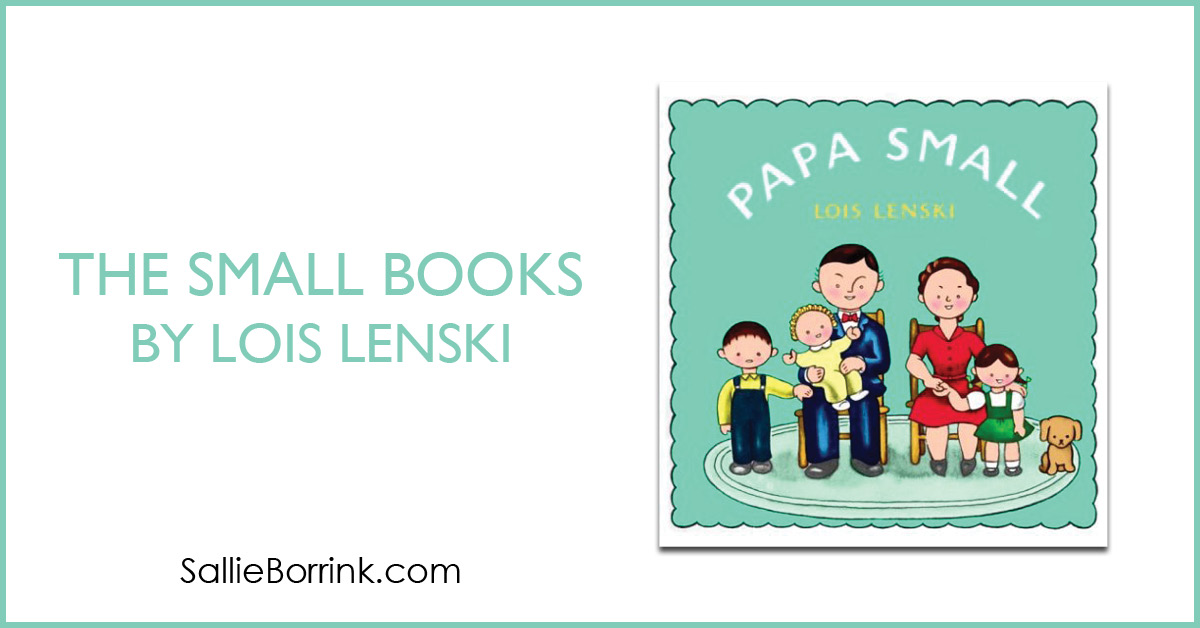 The Small Books by Lois Lenski 2