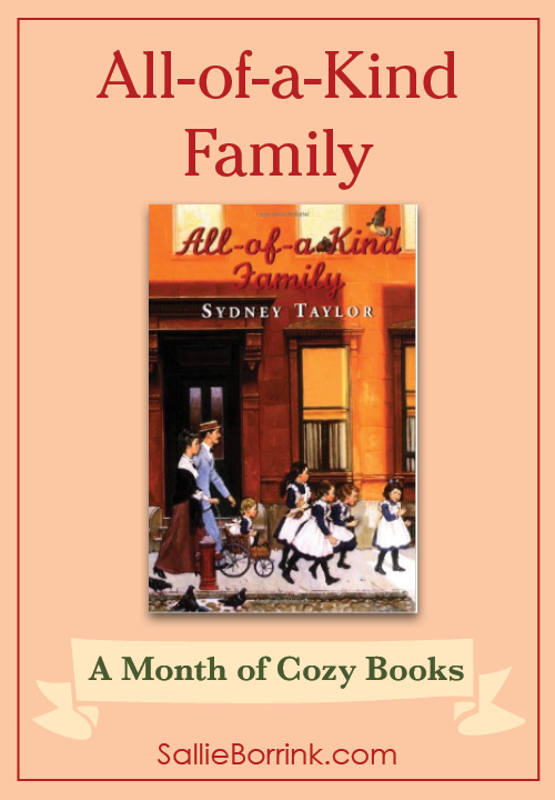 All of a Kind Family - A Month of Cozy Books