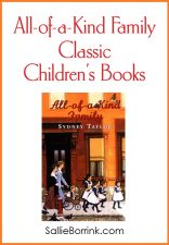 All-of-a-Kind Family Classic Children's Books
