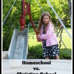 Homeschool versus Christian School
