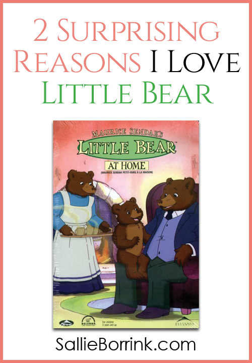 Two Surprising Reasons I Love the Little Bear DVDs