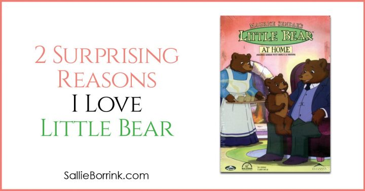 Two Surprising Reasons I Love the Little Bear DVDs 2