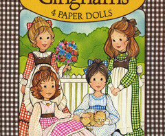 The Ginghams Paper Dolls