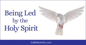 Being Led by the Holy Spirit 2