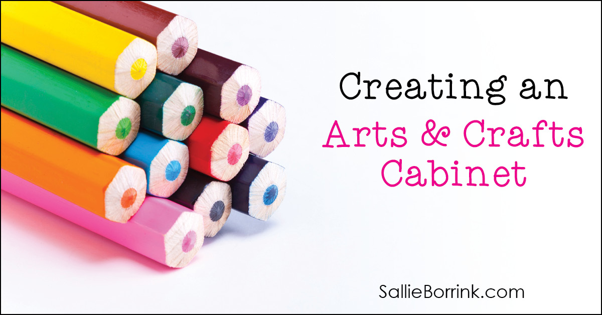 Creating an Arts and Crafts Cabinet 2