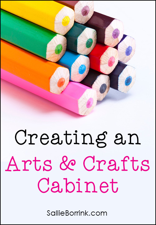 Creating an Arts and Craft Cabinet