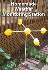 Homemade Weather Monitoring Station