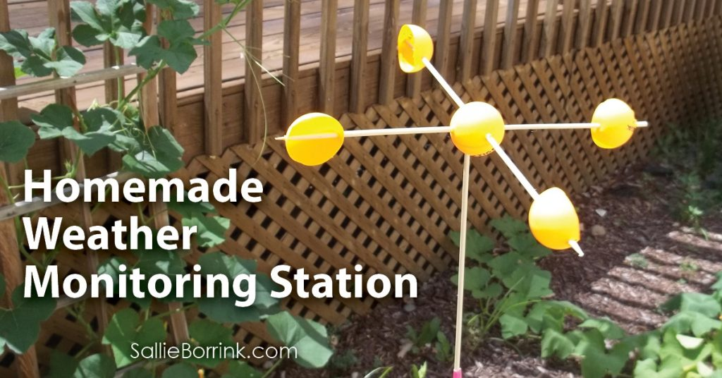 Homemade Weather Monitoring Station 2