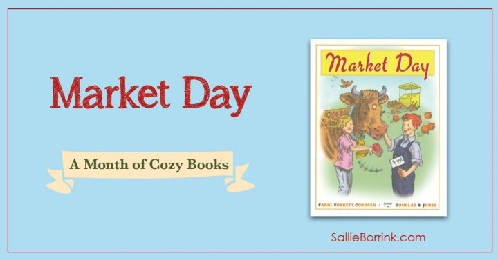 Market Day - A Month of Cozy Books 2