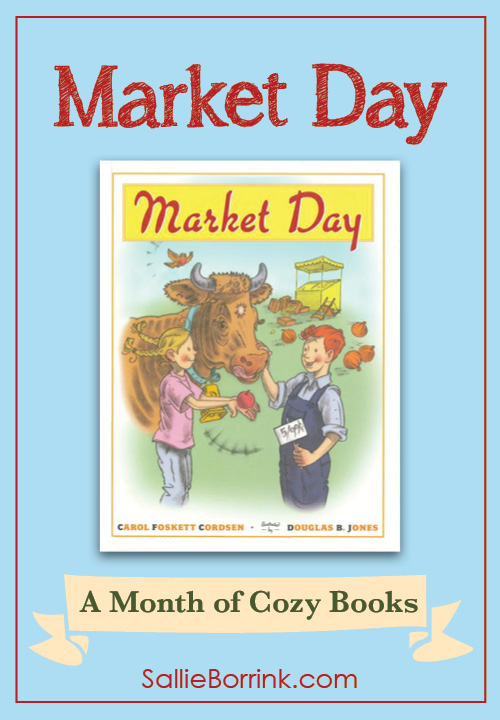 Market Day - A Month of Cozy Books
