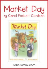 Market Day by Carol Foskett Cordsen
