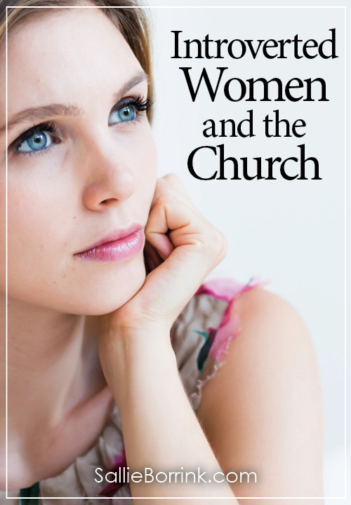 Introverted Women and the Church