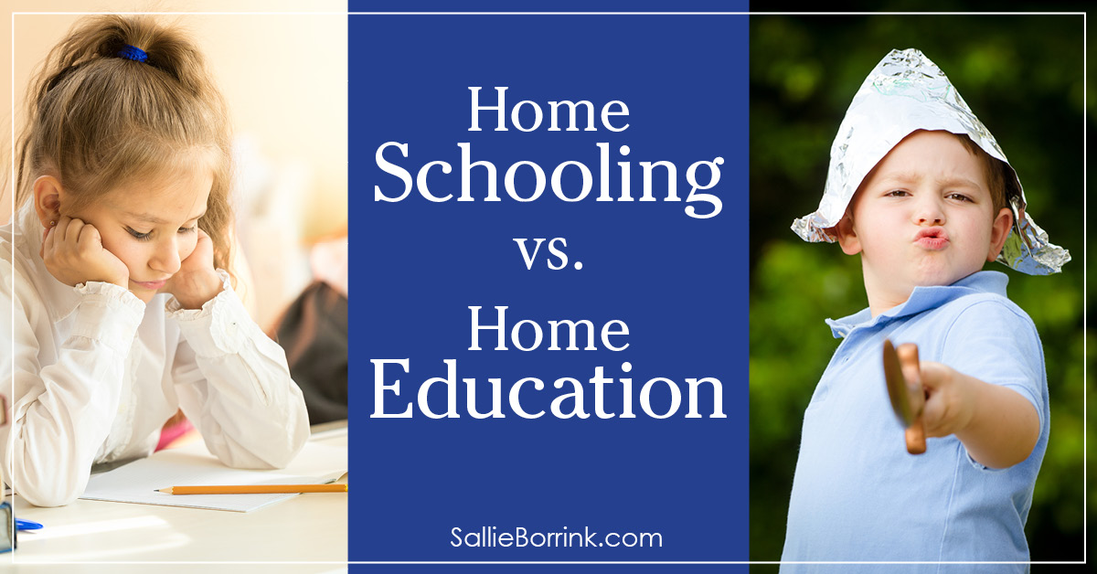 Home Schooling versus Home Education 2