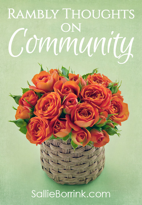 Rambly Thoughts on Community