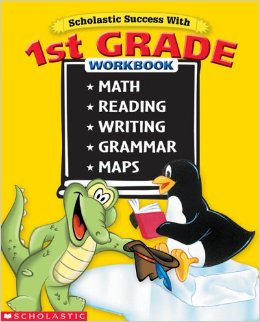 Scholastic Success with 1st Grade Workbook