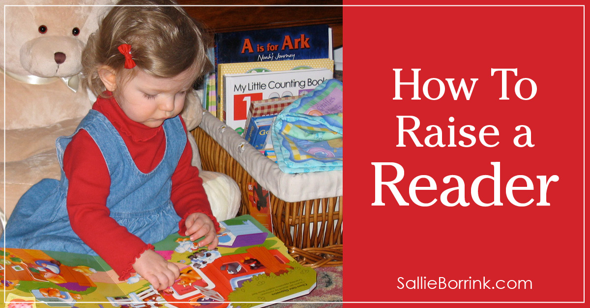 How To Raise a Reader 2