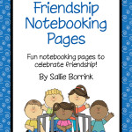 Friendship Notebooking Pages