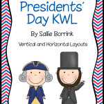 Presidents' Day KWL – Graphic Organizers for Learning about Washington and Lincoln