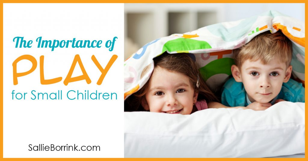 The Importance of Play for Small Children 2