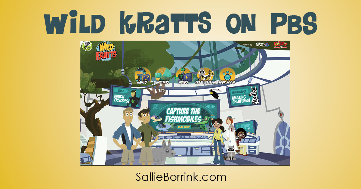 Wild Kratts on PBS 2